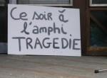 Amphitheatre-Tragedie