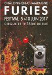 affiche festival Furies