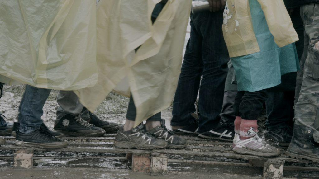 pieds Spectres © Maria Kourkouta
